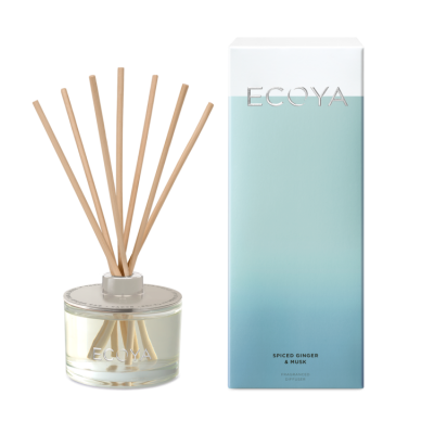 Ecoya Spiced Ginger & Musk Diffuser | REED309