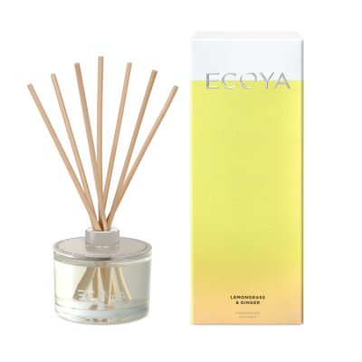 Ecoya Lemongrass & Ginger Diffuser | REED306