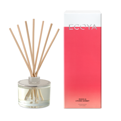Ecoya Guava & Lychee Sorbet Diffuser | REED304