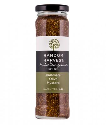 Random Harvest Kalamata Olive Mustard
