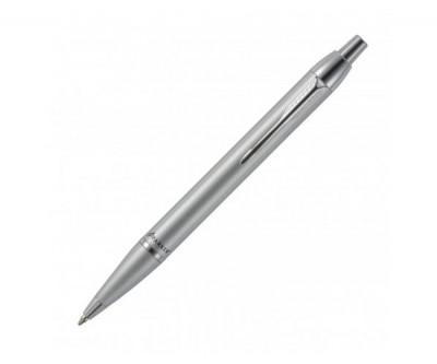 Parker IM Ballpoint Pen - Lacquer Silver CT