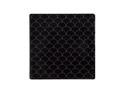 Maxwell & Williams Tessellate Ceramic Square Tile Coaster Neptune 9.5cm | DU0042