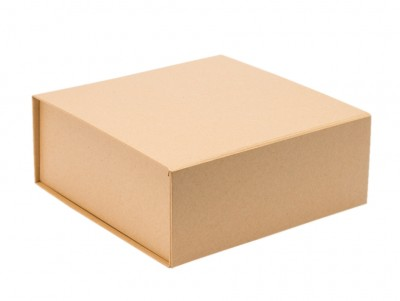 The GIFT'D  Medium 4s Hamper Box Kraft Pack of 10