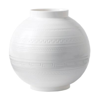 Wedgwood Intaglio Giftware White Vase 25cm
