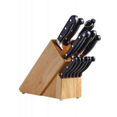 Avanti 14pce Perfekt Knife BlockFork, 6xSteak