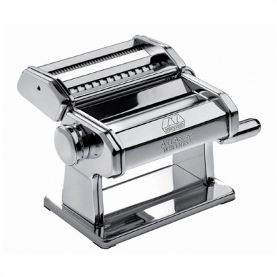 Marcato Atlas Wellness Pasta Machine - Silver