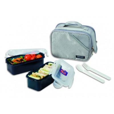 Lock & Lock Lunch Box 2pc Set