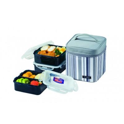 Lock & Lock Lunch Box 3pc Set
