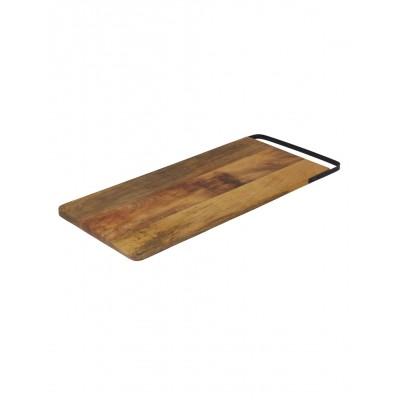 Academy Eliot Long Rectangular Board With Iron Handle 30x70x2cm