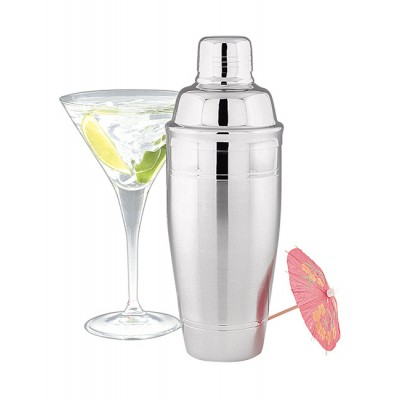Avanti Art Deco Cocktail Shaker