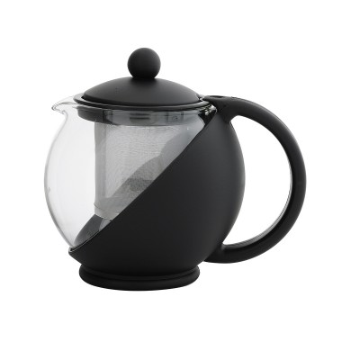 Avanti Aurora Teapot 660ml Black