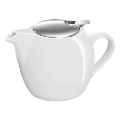 Avanti Camelia Teapot 500ml Pure White