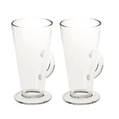 Avanti Glass Latte Cups 250ml