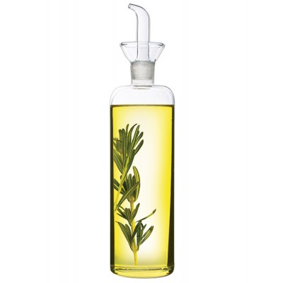 Avanti Glass Slender Oil and Vinegar Cruet
