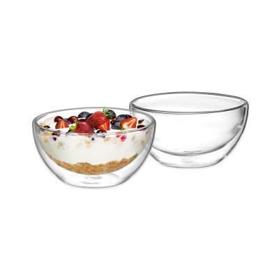 Avanti Twin Wall Serving Bowl 250ml - 2 Piece Set