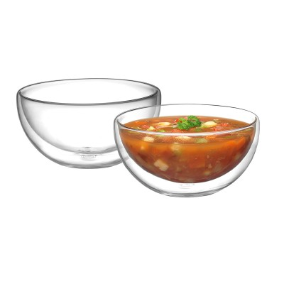Avanti Twin Wall Serving Bowl 500ml - 2 Piece Set