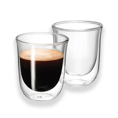 Avanti Vibe Twin Wall Glass 100ml - 2 Piece Set