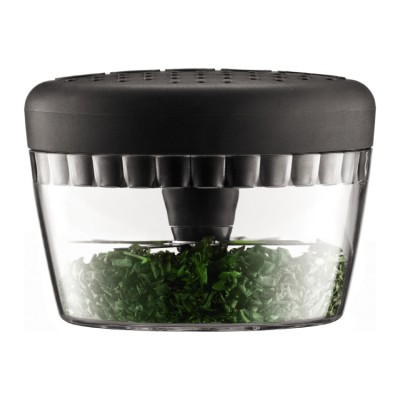 BISTRO Herb chopper Black