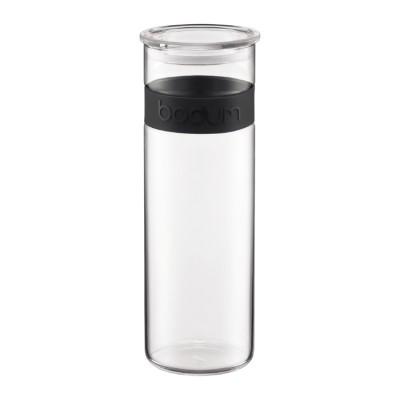 Bodum Presso Storage jar, 1.9 l, 64 oz black