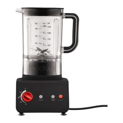 Bodum Bistro Blender, 1.25 l, 42 oz black