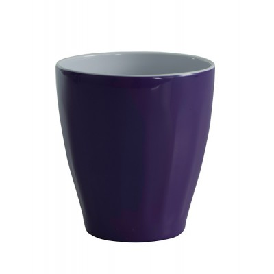 Avanti Boston Melamine Two tone Cup - Purple