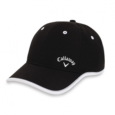 Callaway Womens Uptown Cap In Black