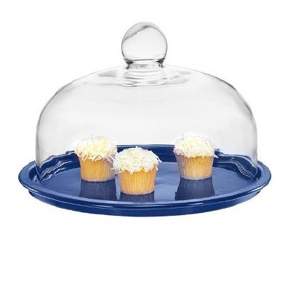 Chasseur Cake Platter 29.5cm with Lid