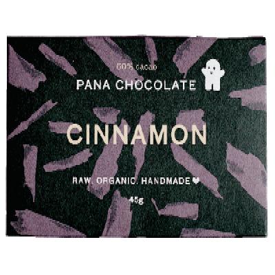 Pana Chocolate Cinnamon 45G Bar
