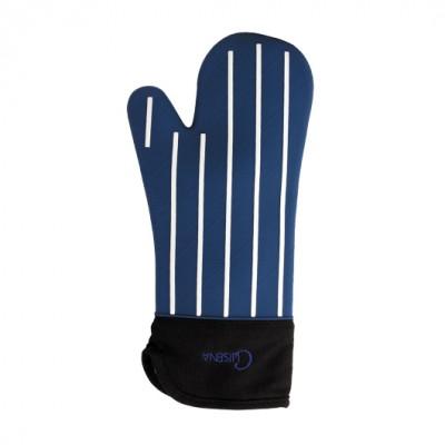 Cuisena Silicone Oven Glove - Butchers Stripe