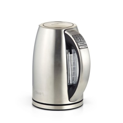 Cuisinart Perfect Temp Cordless Programmable Kettle 1.7L