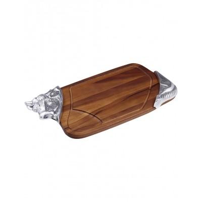 Davis & Waddell Acacia Wood Meat Board 56x25cm