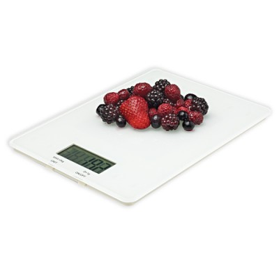Avanti Digital Kitchen Scales - White