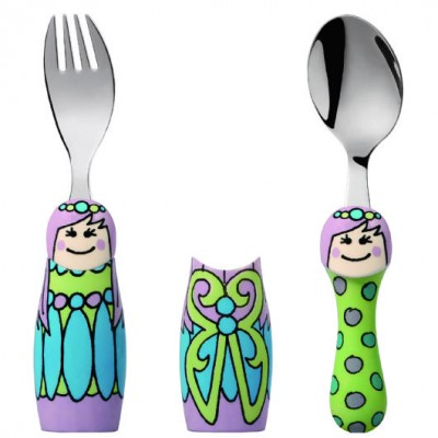 Eat4Fun Fairy Princess 2pc Set