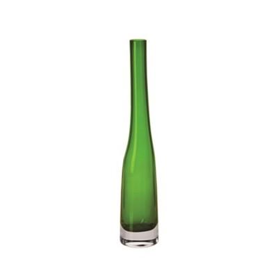 Krosno Sashay Bud Vase 38cm Apple