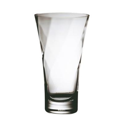 Krosno Silhouette Flared Vase 25cm