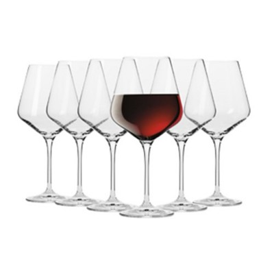 Krosno Set of 6 Flair Shiraz Wine Glass 490ml