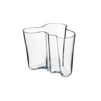 Iittala Aalto Vase 12cm Clear