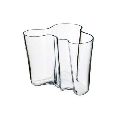 Iittala Aalto Vase 16cm Clear