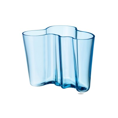 Iittala Aalto Vase 16cm Light Blue