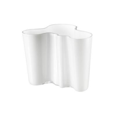 Iittala Aalto Vase 16cm Opal White