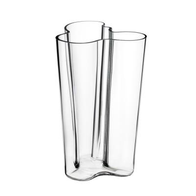 Iittala Aalto Vase 25.1cm Clear