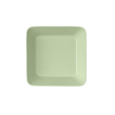 Iittala Teema Celadon Green Plate Square 16x16cm