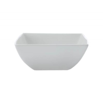 Maxwell & Williams White Basics East Meets West Square Side Bowl 15cm