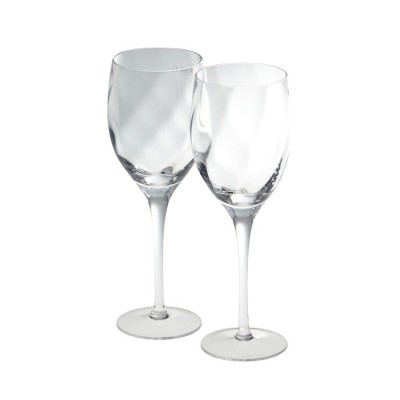 Krosno Set of 2 Silhouette Wine Glass 320ml
