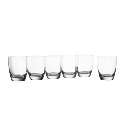 Krosno Set of 2 Vinoteca Double Old Fashioned Glass