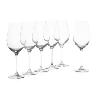 Krosno Set of 6 Vinoteca Red Wine Glass