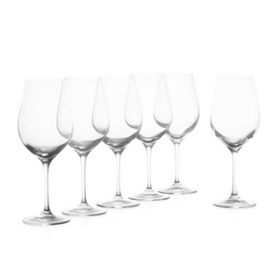 Krosno Set of 6 Vinoteca Sauvignon Blanc Glass