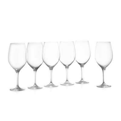 Krosno Set of 6 Vinoteca Shiraz Wine Glass
