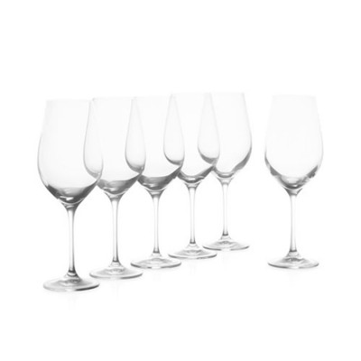 Krosno Set of 6 Vinoteca White Wine Glass