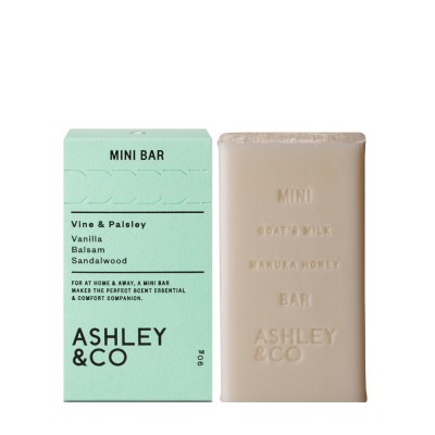 Ashley & Co Vine and Paisley Mini Bar